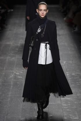 Valentino 2016秋冬 | 巴黎时装周