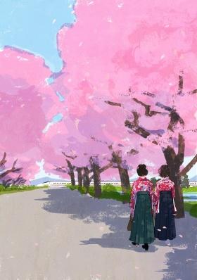 别致的色调,日本插画师Tatsuro Kiuchi作品