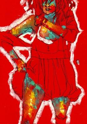 西班牙插画师Conrad Roset | 澎湃色彩