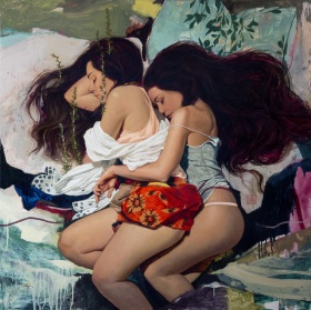 韩国艺术家Soey Milk绘画作品
