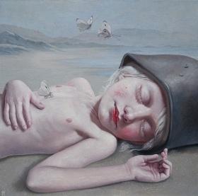 艺术家Jane Brike 绘画作品(2)