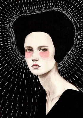 自学成才的阿根廷艺术家Sofia Bonati