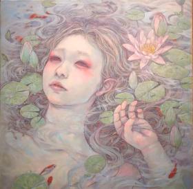 平野実穂(Miho Hirano)细腻的女性插画