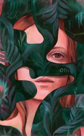 Alice Wellinger 绘画作品