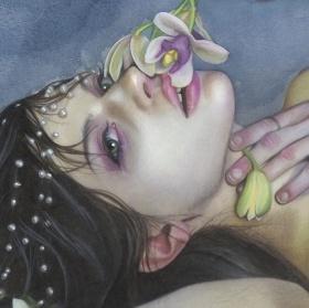 Redd Walitzki 人物绘画作品