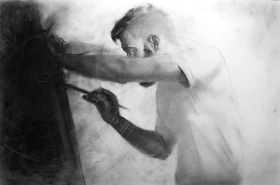 James Taylor Gray 绘画作品
