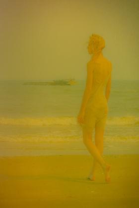 记忆中的海