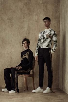 Alexander McQueen SS17 Menswear