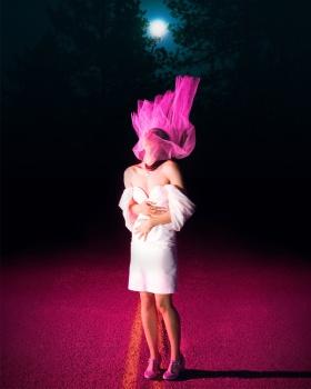 "Neil Krug 时尚摄影作品 ""The Bride"""