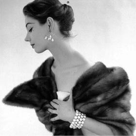 John French | 60年代的黑白时尚摄影