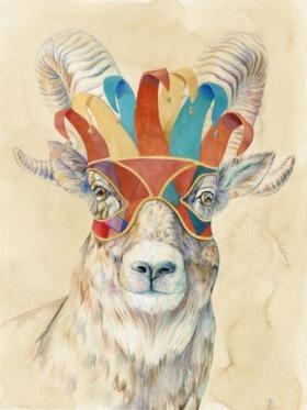 Brandon Keehner   炫酷的动物插画