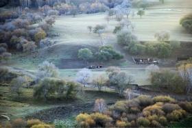 乌兰布统之秋