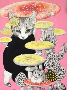 Yuko higuchi(樋口裕子) 插画作品