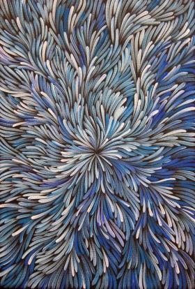 Gloria Petyarre 绘画作品