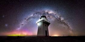 新西兰的美丽夜空 |  Jake Scott-Gardner