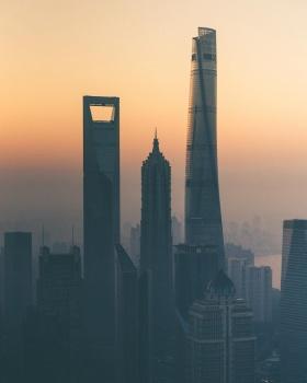 Oliver Shou镜头里的上海