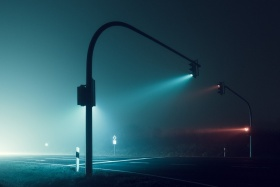Andreas Levers |浓雾中的光