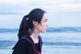 《去看海啊》海边清新JK写真教程