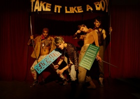 《TAKE IT LIKE A BOY》