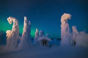 摄影师镜头里美如童话的冬天