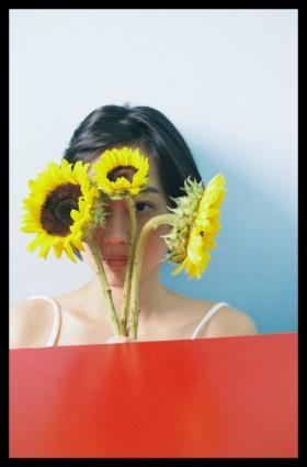 梦里我梦见自己变成了向日葵