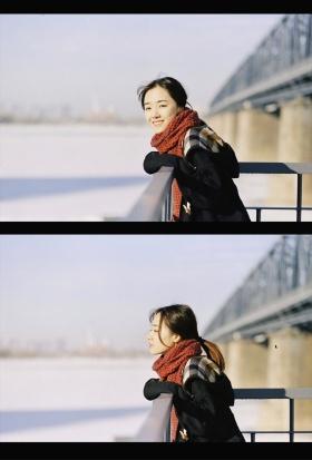 冬日暖阳/