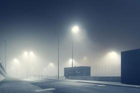 迷雾中的光 |摄影师Andreas Levers