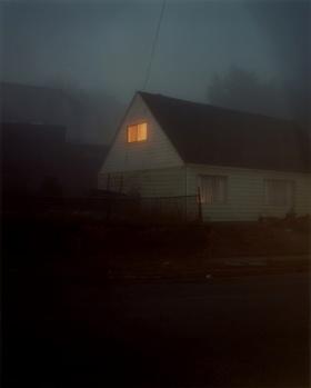 朦胧的夜 | 摄影师Todd Hido