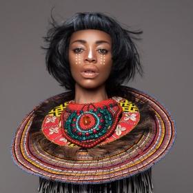 时尚&非洲文化 |伦敦摄影师Luke Nugent