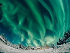 芬兰的冬天   摄影师Yuichi Yokota