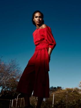 时尚摄影作品欣赏 Luke Schneider