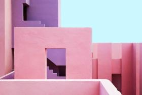 红墙(La Muralla Roja) 摄影师 Jeanette Hägglund 