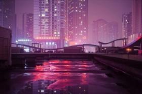 霓虹夜色 摄影师Marilyn Mugot 镜头里的中国(02) 