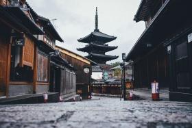 无人时的京都 | 摄影师Takashi Yasui