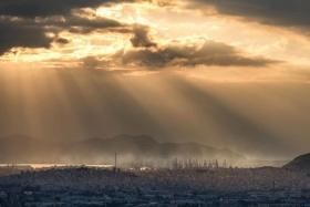 神性之光 |摄影师Alexandros Maragos