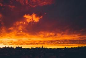 日落黄昏 |摄影师Dave Krugman