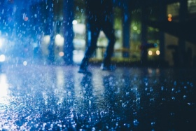 雨夜 |摄影师Dave Krugman 