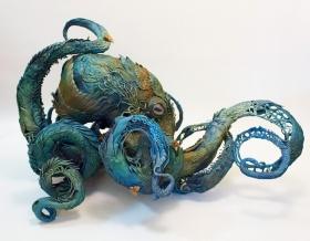 加拿大雕塑艺术家Ellen Jewett作品