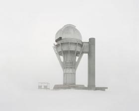 苏联军队遗迹 | 摄影师Danila Tkachenko