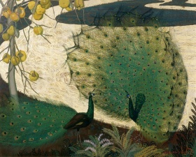 Jessie Arms Botke (1883-1971),美国画家 