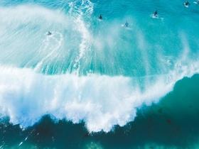 邦迪海滩 | 摄影师Arnold Longequeue