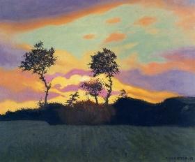 Felix Vallotton(1865-1925),瑞士裔法国画家 