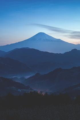 富士山 |摄影师Yuga Kurita