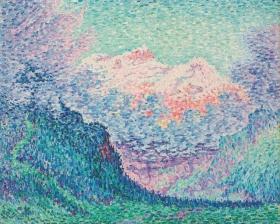 保罗·西涅克(Paul Signac),法国新印象派画家