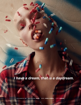 I have a dream, that is a daydream