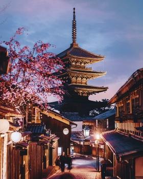俄罗斯摄影师Kristina Makeeva的日本之旅