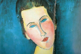 肖像| Amedeo Modigliani