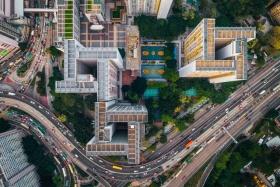 无人机航拍,香港 |摄影师Andy Yeung