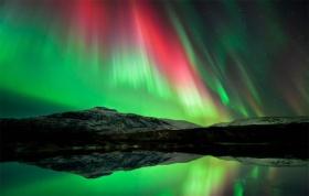 极光 |摄影师Tommy Eliassen