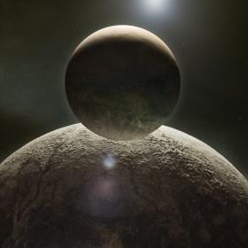 人造太阳系|Adam Makarenko